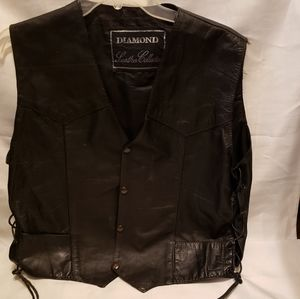 diamond leather collection